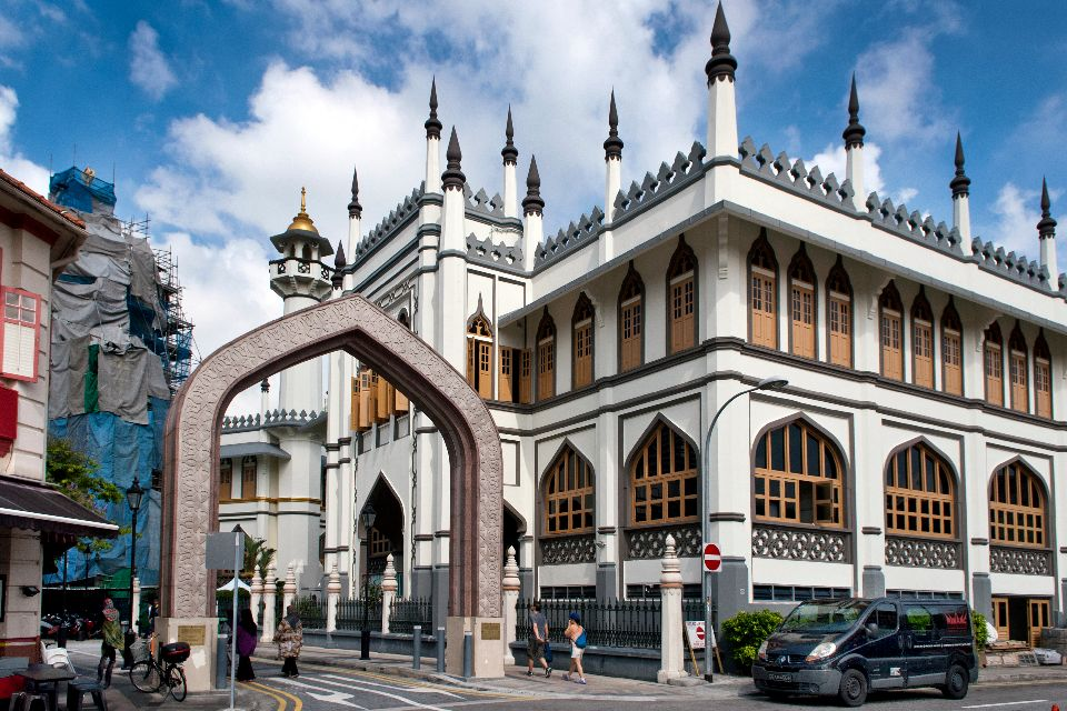 Kampong Glam , Singapour
