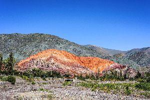 La colline des sept couleurs , Argentine