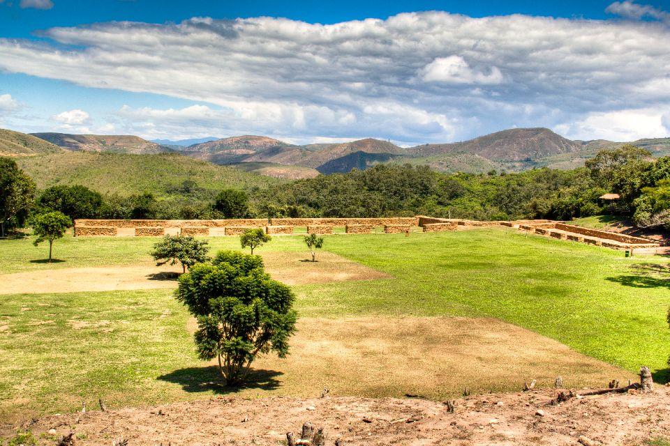 le site de Samaipata , Bolivie