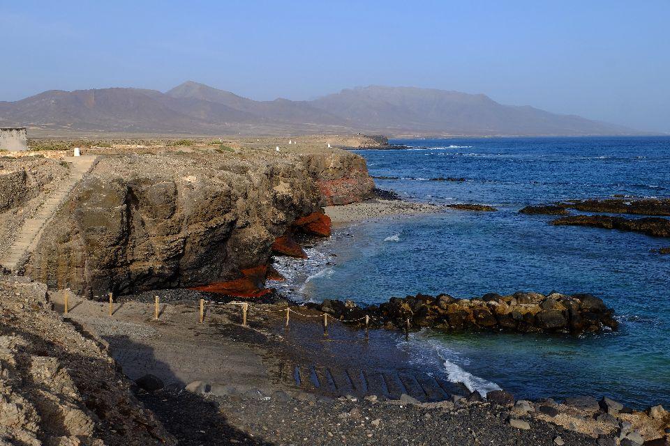 Fuerteventura , Punta de jandia , Espagne