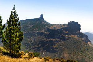 Gran Canaria , Le Roque Nublo , Espagne