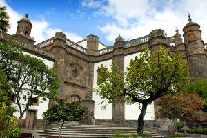 Grande Canarie , La cathédrale de Las Palmas , Espagne