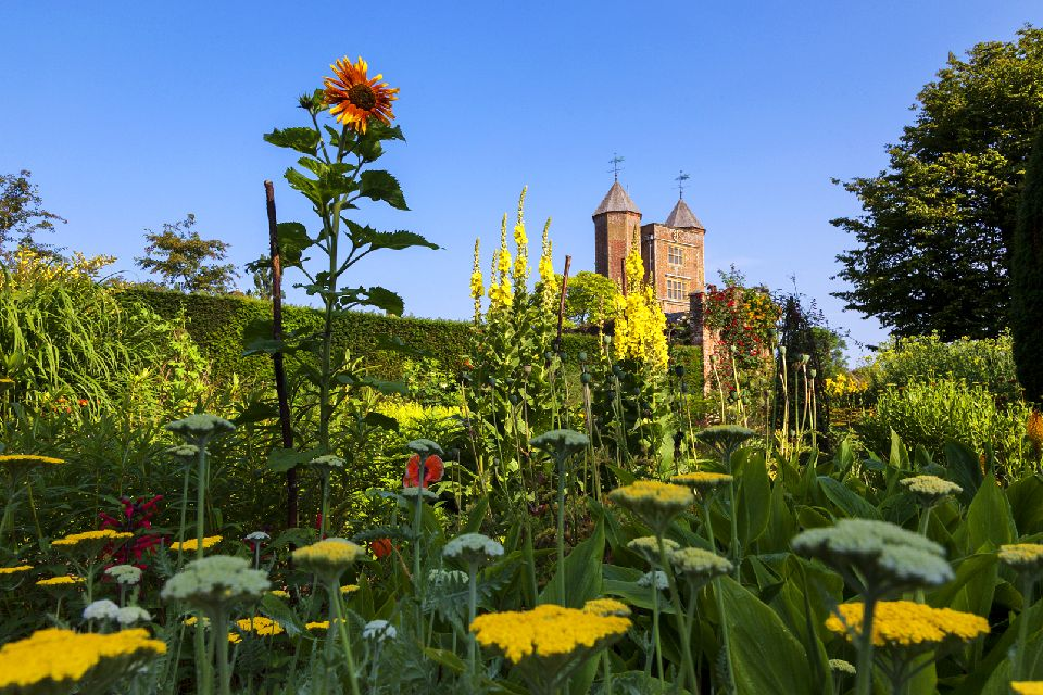 Sissinghurst Castle Garden , Royaume-Uni