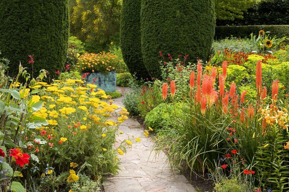 Sissinghurst Castle Garden , Que de couleurs ! , Royaume-Uni