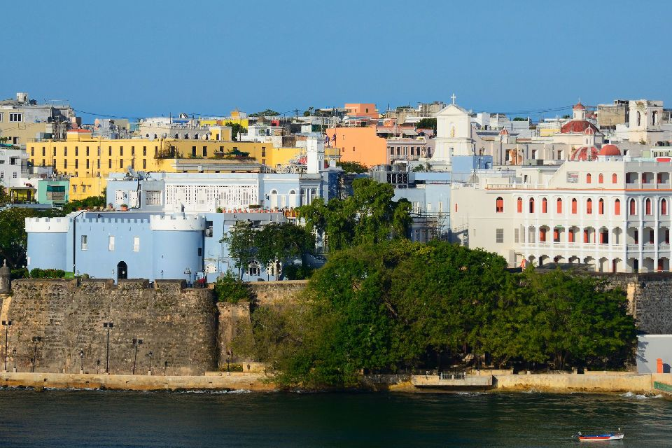 Le Vieux San Juan , Porto Rico