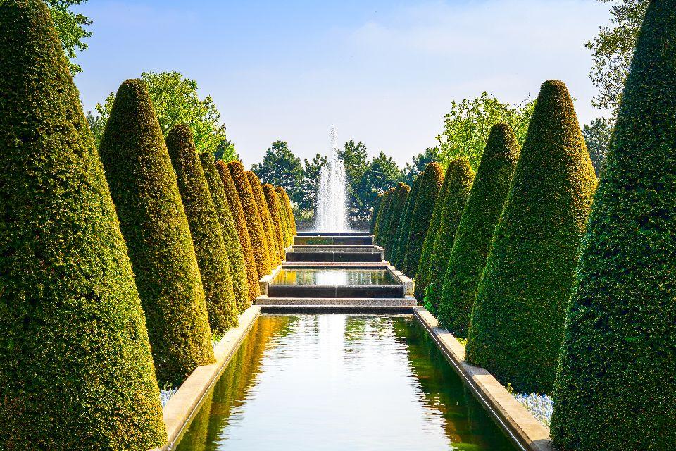 Le parc floral Keukenhof , Pays-Bas