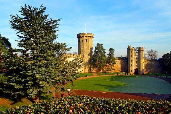 Warwick Castle , Royaume-Uni
