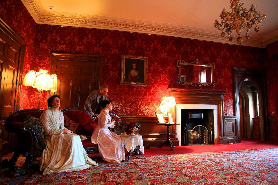 Warwick Castle , A l'époque de... , Royaume-Uni