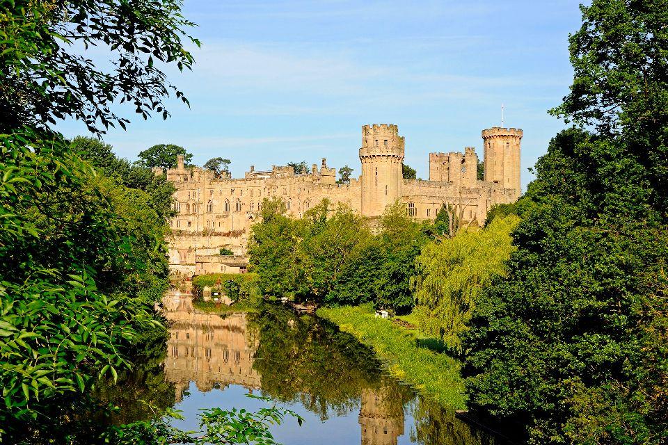 Warwick Castle , 1100 ans d'Histoire vous contemplent , Royaume-Uni