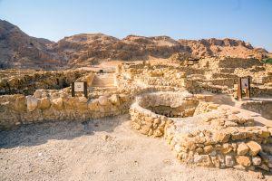 Qumran, Los yacimientos arqueológicos, Israel