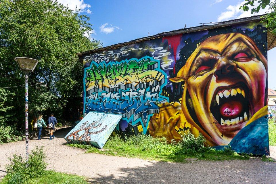 , I quartieri: Christiania e Vesterbro, Le attività e i divertimenti, Danimarca