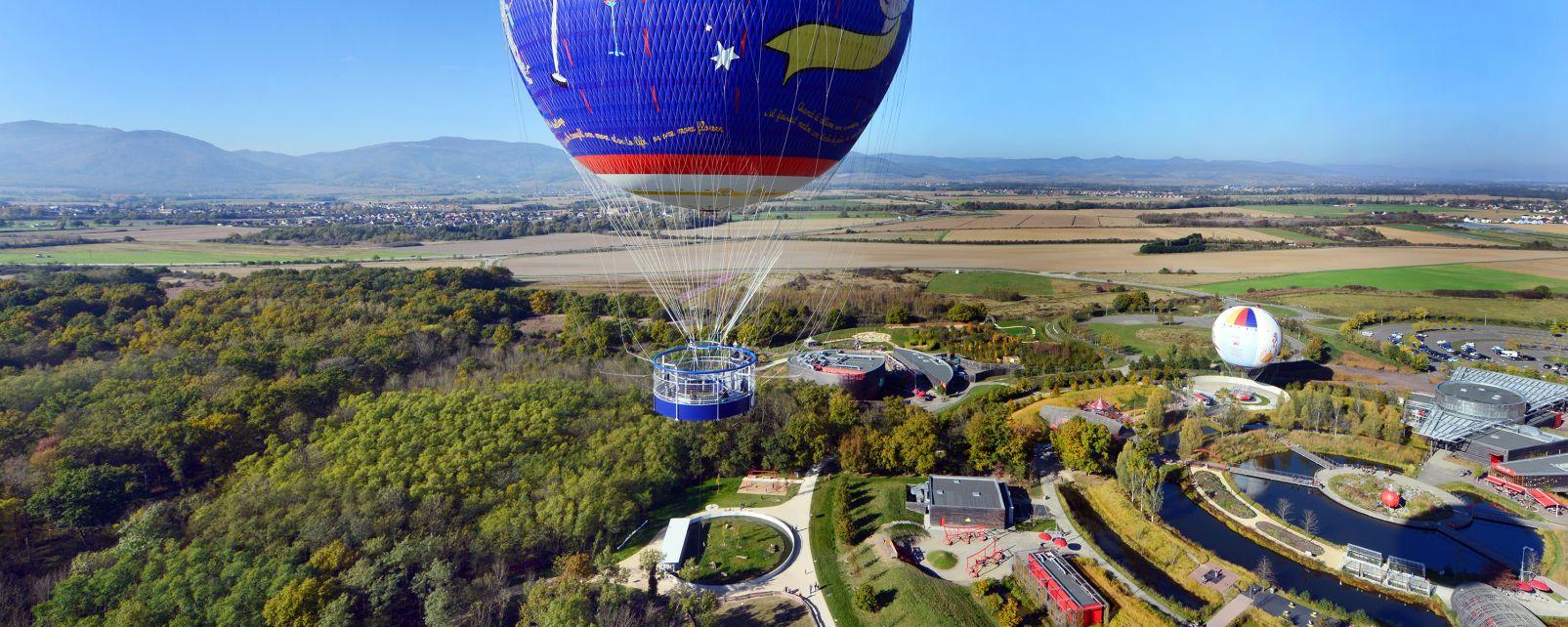 , Le parc du Petit Prince, Les activités et les loisirs, Alsace