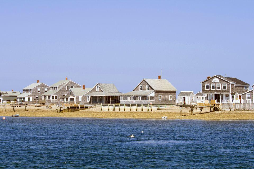 Cape Cod , Le rendez vous des élites , Etats-Unis