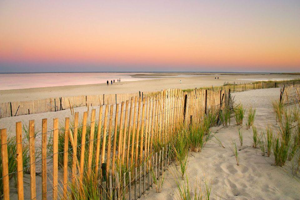 Cape Cod , Des plages de sable à perte de vue , Etats-Unis