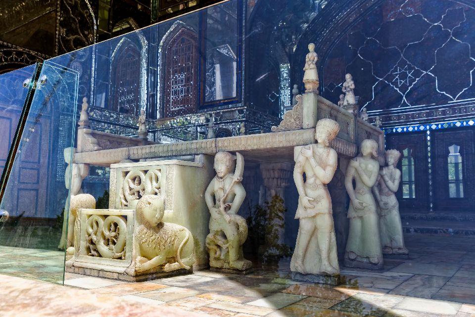 Le Palais Golestan , Iran