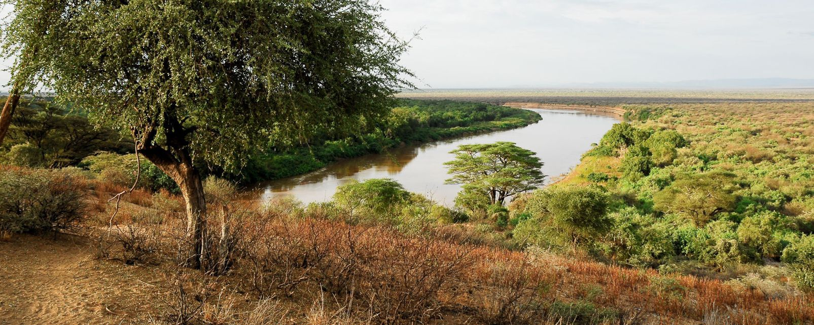 La vallée de l'Omo , Ethiopie