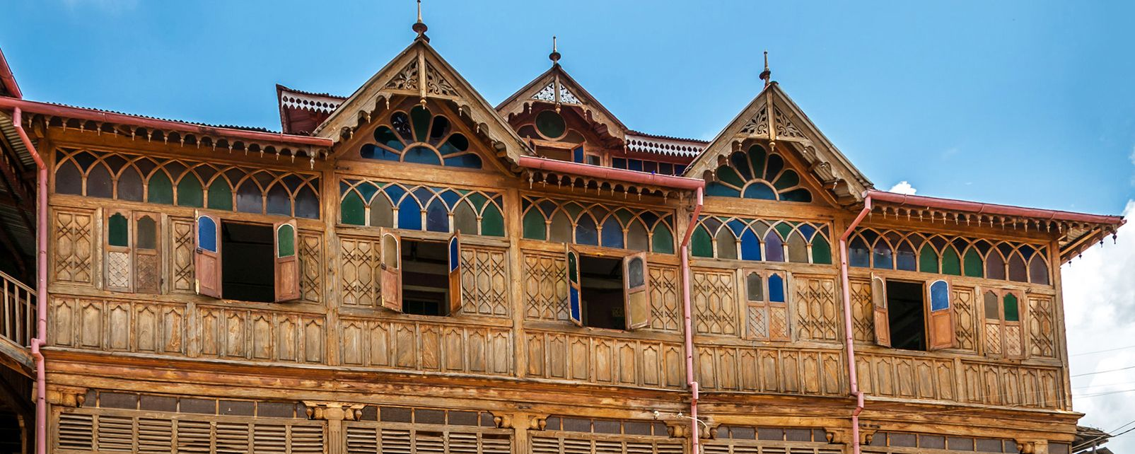 La maison d'Arthur Rimbaud à Harar , Ethiopie