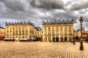 Place Stanislas à Nancy , France