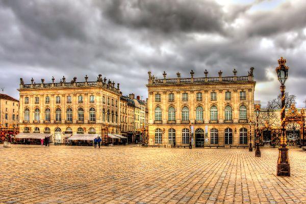 Place Stanislas à Nancy , France