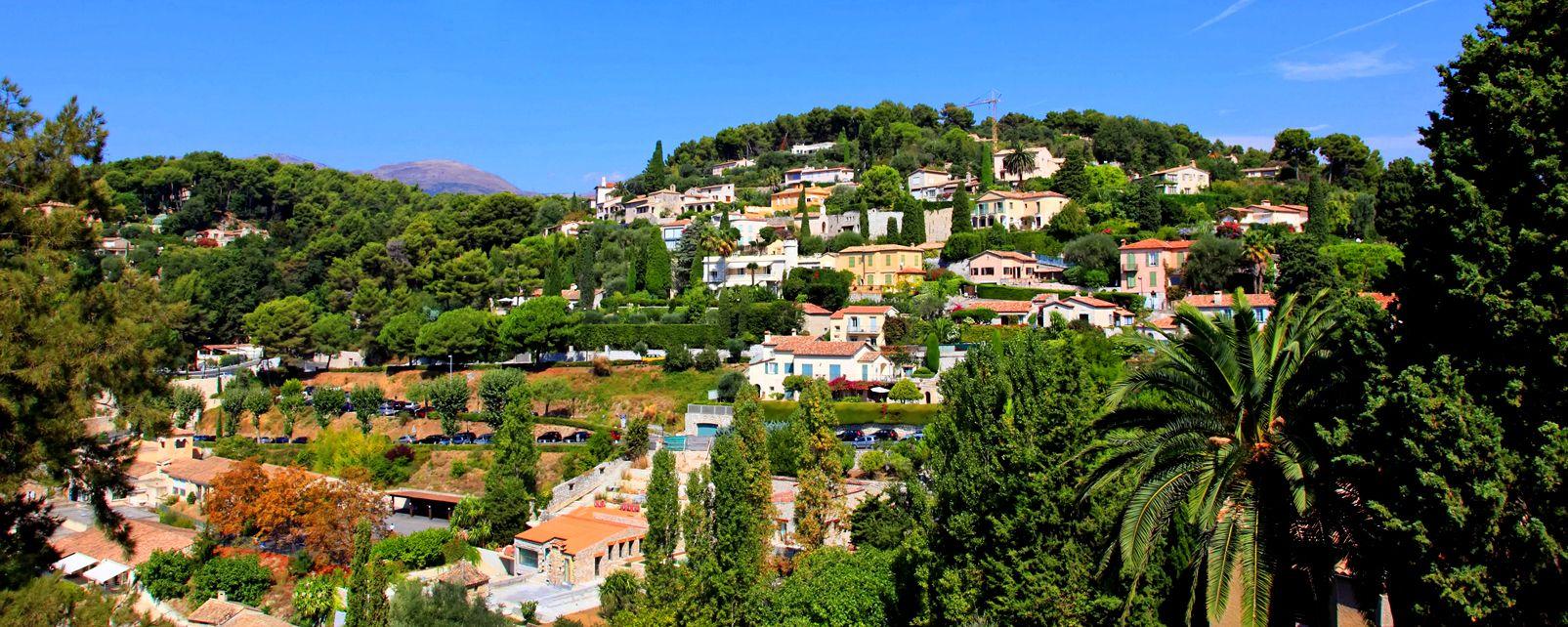 Le village de saint paul de vence provence alpes c te d - Saint paul de vence office du tourisme ...