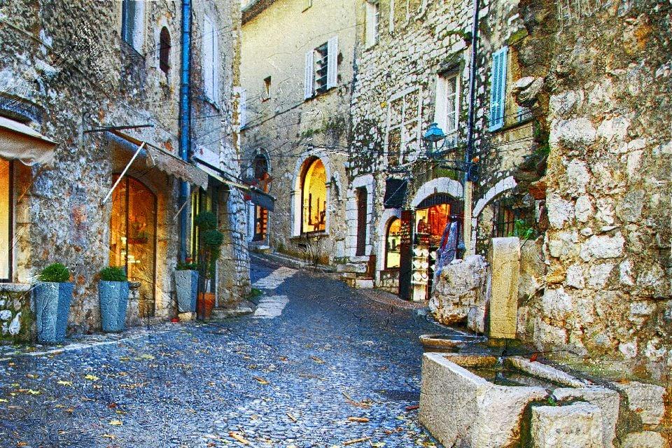 St-Paul de Vence , France
