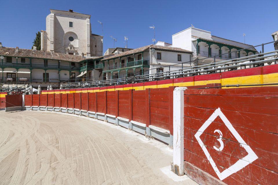 Les arts et la culture, plaza mayor, place, chinchon, communauté, madrid, arêne, espagne, europe, tradition