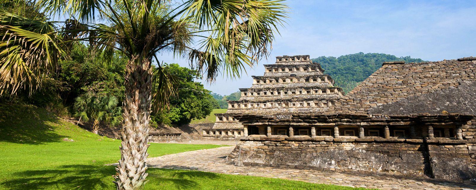 El Tajín , Mexique