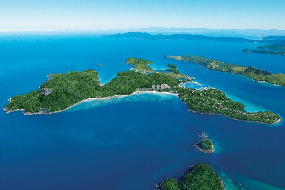 Hamilton Island , Australie