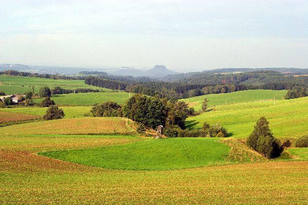 Le Parc national de la Suisse saxonne , Allemagne