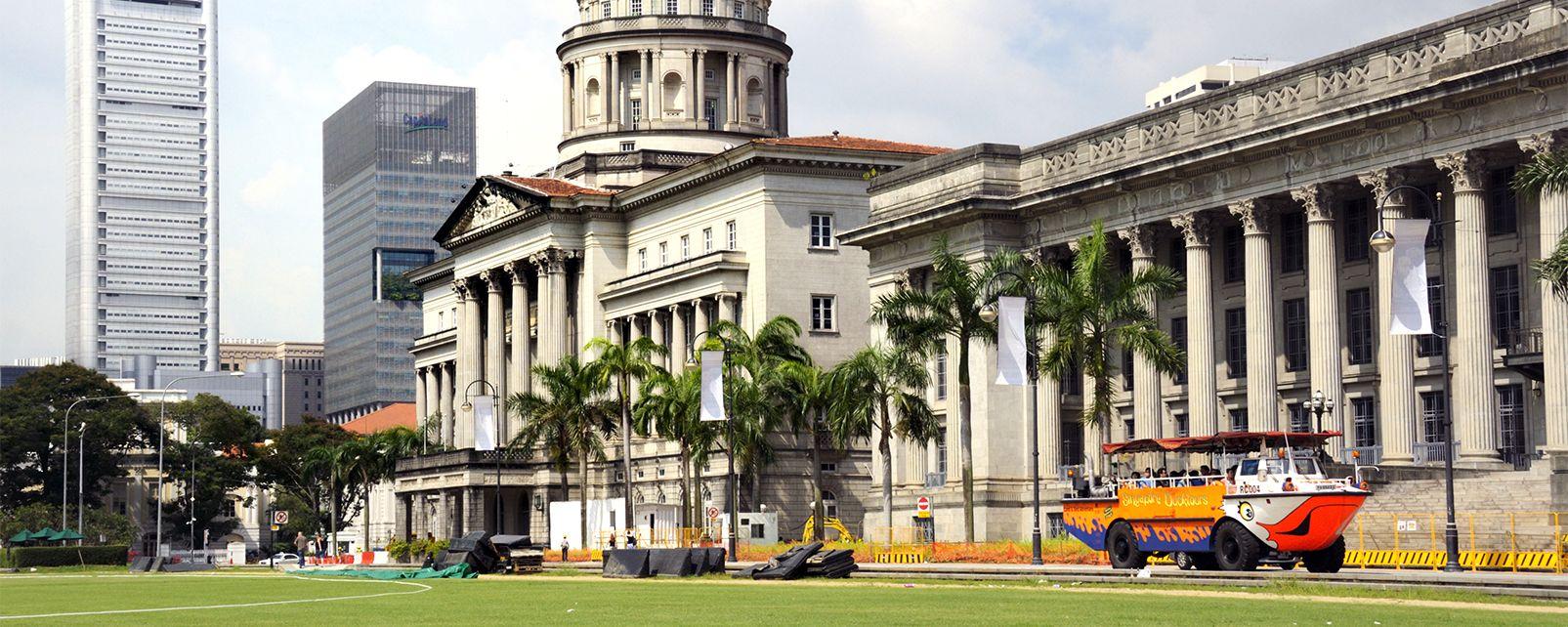 Les musées, Building Padang art gallery gallery