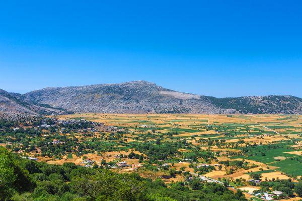 Cretan Landscapes, The chalky mountains, Landscapes, Crete