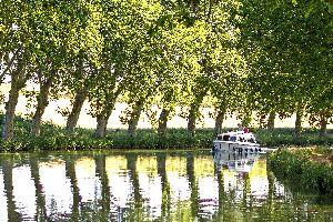 Le Canal du Midi , France
