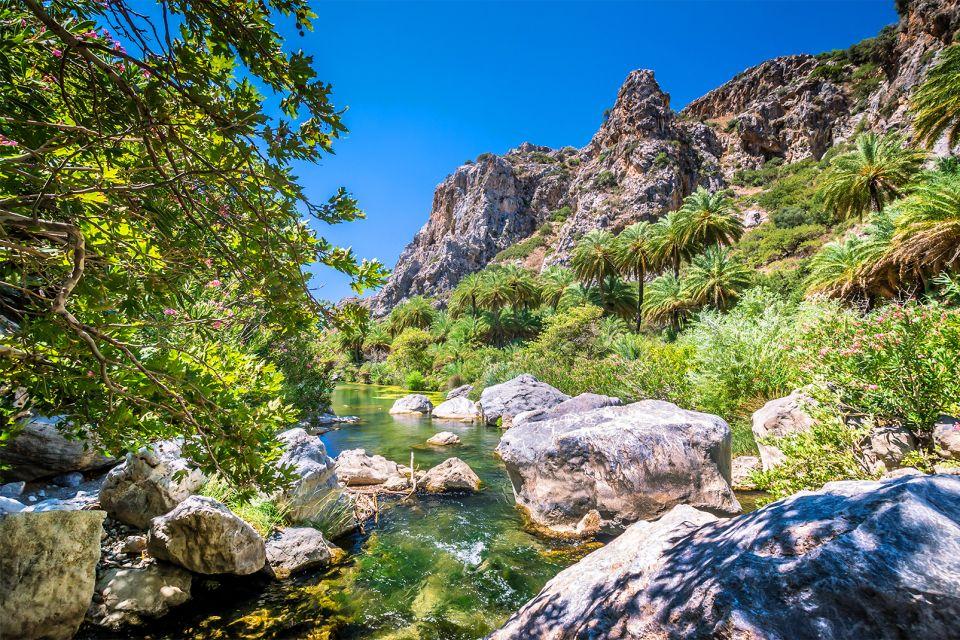 Trekking , Paseos a orillas del agua , Grecia