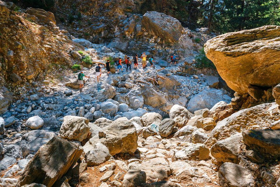 Il trekking a Creta, Il trekking, I paesaggi, Creta