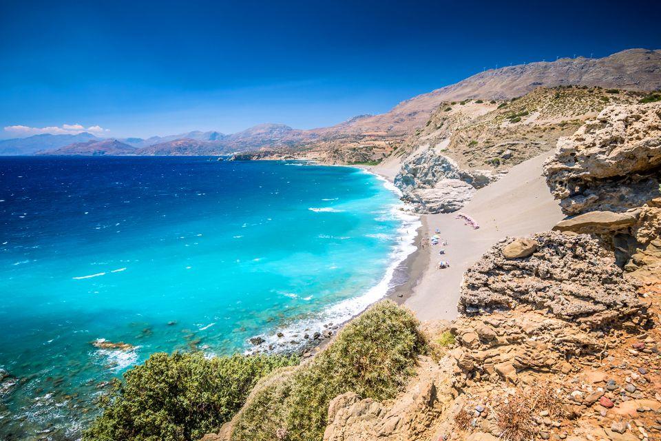 Trekking , Creta, tierra de acogida del senderista , Grecia
