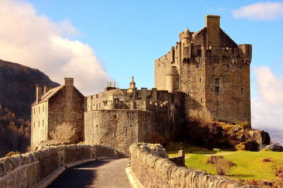Eilean Donan Castle , Royaume-Uni