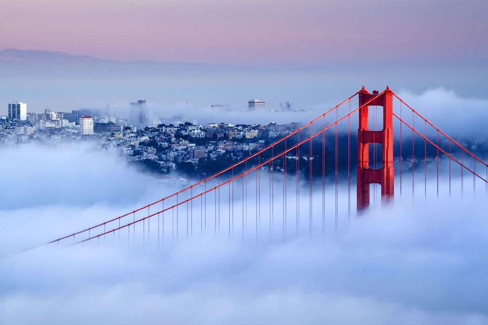 Le Golden Gate , Un symbole , Etats-Unis