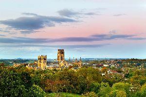 Cathédrale de Durham , La plus belle , Royaume-Uni