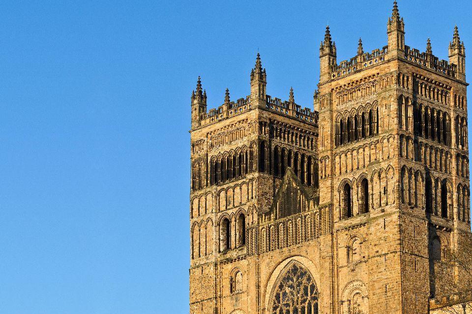 Cathédrale de Durham , Entrée gratuite , Royaume-Uni