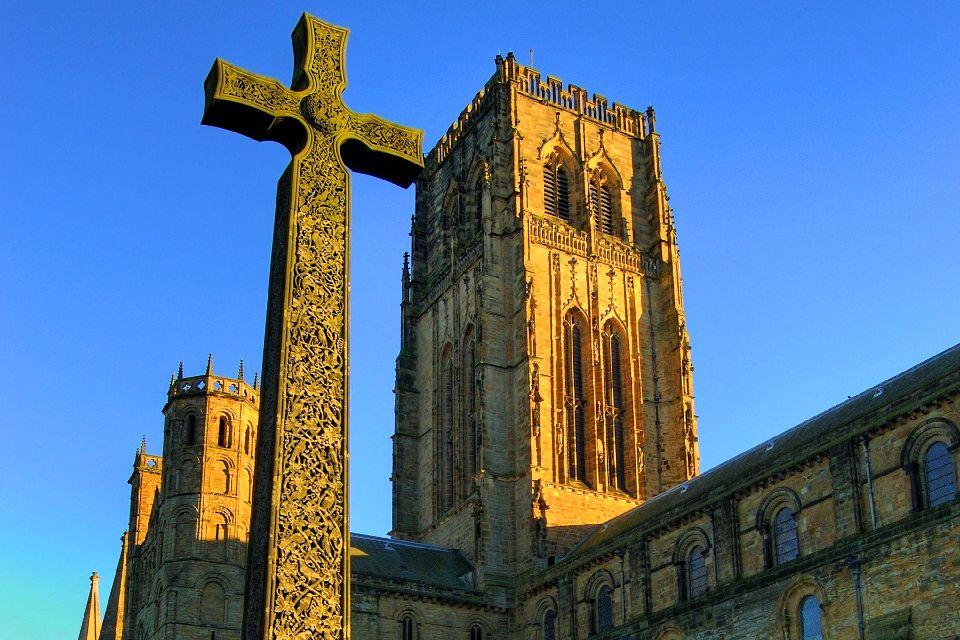 Cathédrale de Durham , Une cathédrale extrêmement bien conservée , Royaume-Uni
