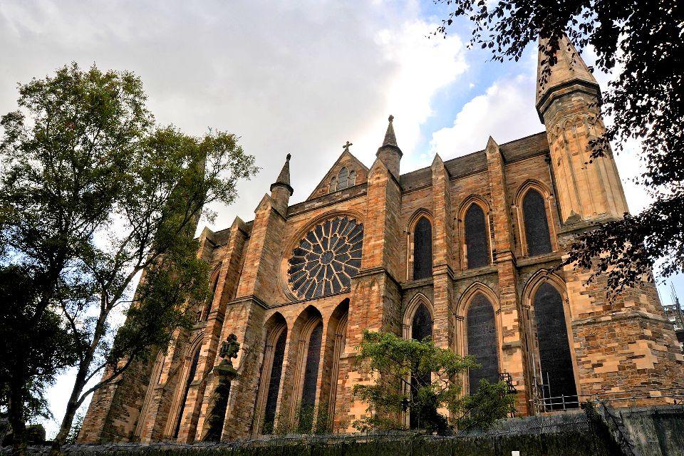 Cathédrale de Durham , Silence ça tourne ! , Royaume-Uni