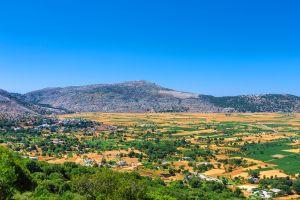 Las llanuras fértiles , Grecia