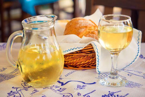 The wine of Crete, The fertile plains, Landscapes, Crete