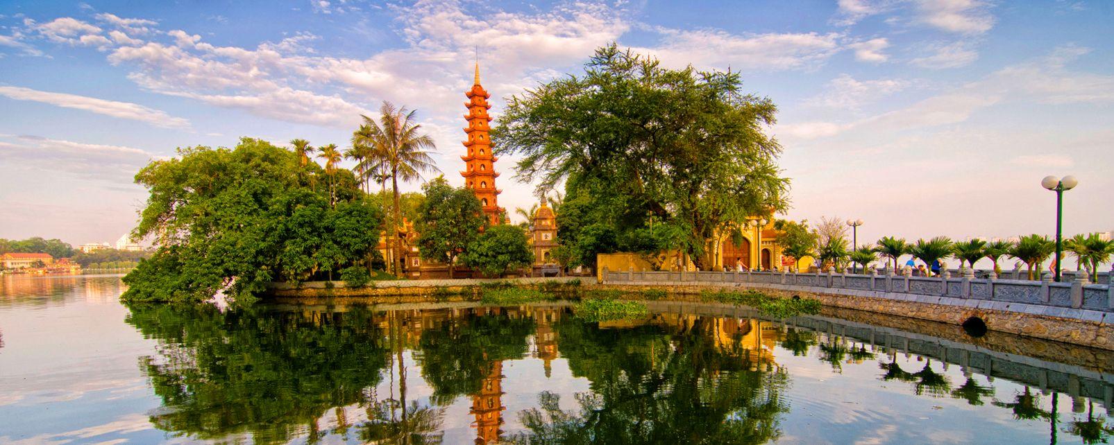 Le vieux Hanoï , Vietnam