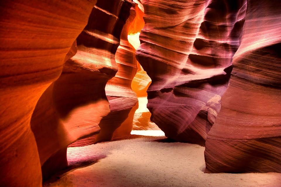 Antelope canyon , Etats-Unis