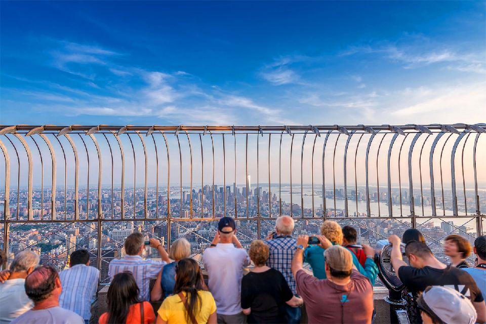 Empire State Building , Etats-Unis