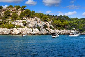 Croisière en catamaran à Minorque , Espagne
