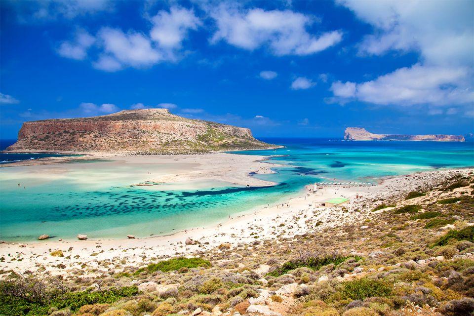 La côte Nord, Les côtes, Crète
