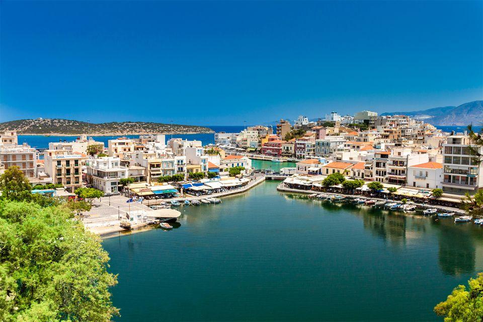 Les villes de Crète, La côte Nord, Les côtes, Crète