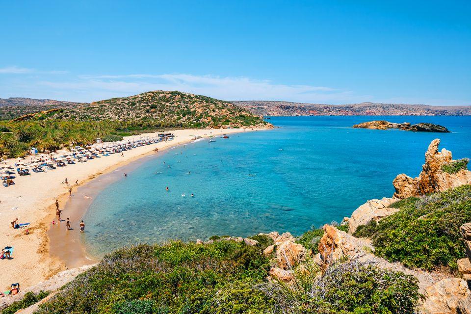 Echappées belles sur la côte Nord de Crète, La côte Nord, Les côtes, Crète